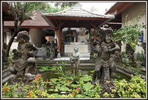 The le Mayeur Museum, Sanur Bali