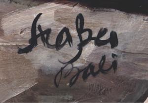 Roland Strasser's Signature